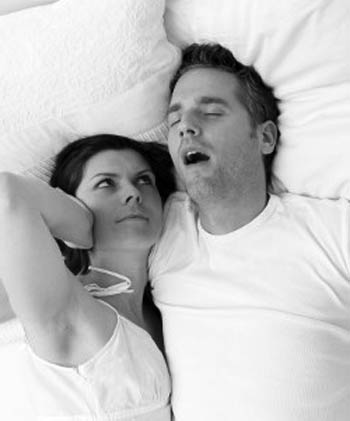 Don't lose sleep over snoring!